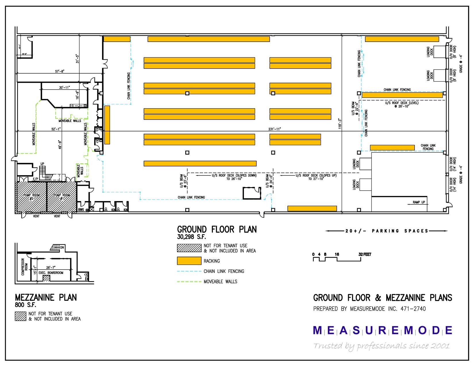 Typical Floor Plan Measure Mode Inc